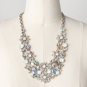 Sorrelli Multi Crystal Cut Floral Statement